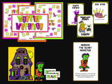Monsters Game and Activity Set