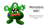 Monsters INK! Writing with Specific Details and Elaboration