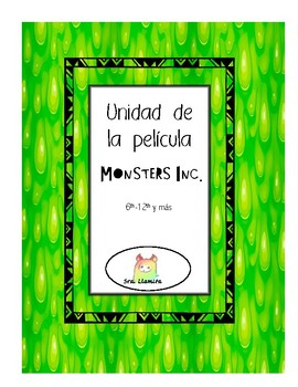 Monsters Inc. Español
