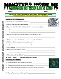 Monsters Inside Me : Choosing Between Life and Limb (Biology video worksheet)