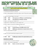 Monsters Inside Me : Help! My Son is a Leper (biology video worksheet)