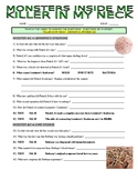 Monsters Inside Me : Killer in my Neck (biology video worksheet)