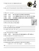 Monsters Inside Me : You Left What Inside Me 2 (biology video worksheet)