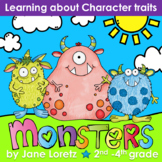 Monsters (Learning About Character Traits)