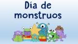 Monsters Lesson (Body parts & agreements) (Santillana Spanish 2)