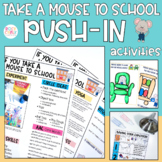 If You Take a Mouse to School Preschool Circle Time/Push I
