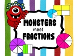 Monsters Meet Fractions: Engaging Activities for Fractions
