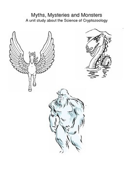 Monsters, Myths and Mysteries: A study of Cryptozoology