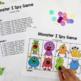 Monsters Printable Math & Literacy Activities for Pre-K, Preschool, Kindergarten
