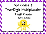 Monsters QR Code and Two-Digit Multiplication Common Core