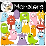 Monsters (The Price of Teaching Clipart Set)