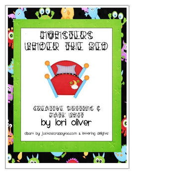 Monsters Under the Bed: A Creative Writing & Problem Solving Math Unit