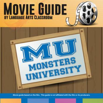 Movie Guide: Monsters University
