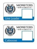 Monsters University Theme Classroom Job Posters