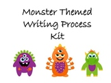 Monsters Writing Process
