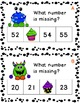 Monsters and Cupcakes Math Centers