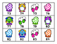Monsters and Mittens Roll, Say, Keep  Numbers 1-120
