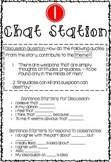 Monsters are Due on Maple Street Chat Stations