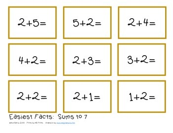 Game Boards - Addition and Subtraction Practice - Monsters at School Edition
