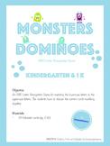 Monsters dominoes