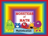 Multiplication: Monsters of Math