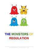 Monsters Self Regulation Social Story