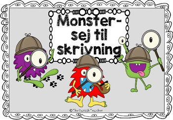 Monstersej til skrivning