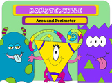 Monsterville Area and Perimeter