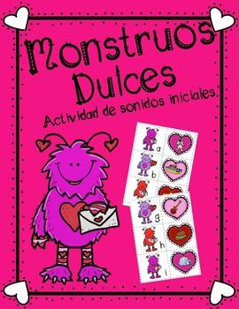 Sonidos Iniciales- Monstrous Dulces