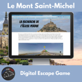 Mont Saint Michel - a digital escape game