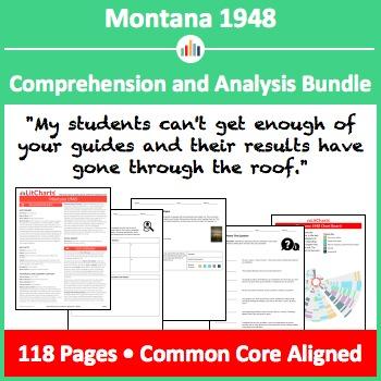 Montana 1948 – Comprehension and Analysis Bundle