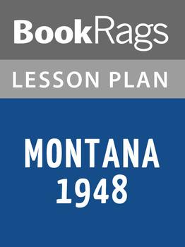 Montana 1948 Lesson Plans