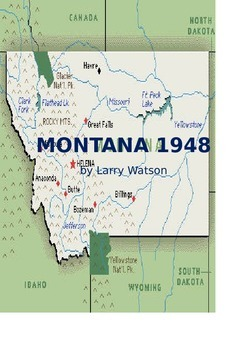 """the price of growing up in montana 1948 a book by larry watson The montana mint is proud to bring to you the """"greatest books ever written about montana growing up in montana revolve montana 1948 by larry watson."""