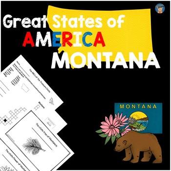 Montana Activity Packet