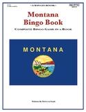 Montana Bingo Book: A Complete Bingo Game in a Book