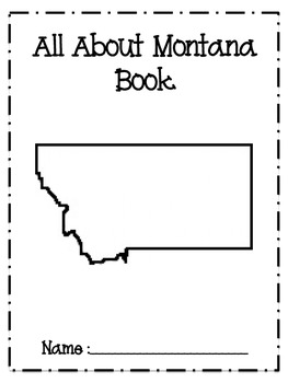 Montana Facts Books