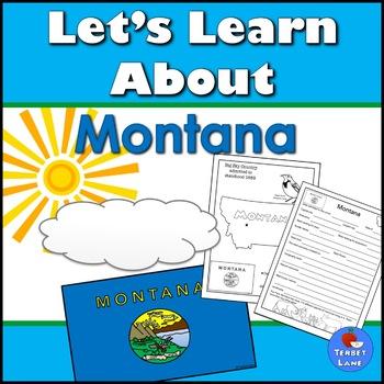 Montana History and Symbols Unit Study