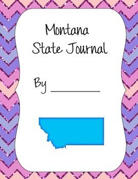 Montana Journal Set