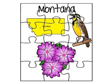 Montana Puzzle Set