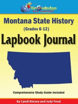 Montana State History Lapbook Journal