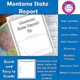 Montana State Report