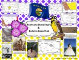 Montana State Study & Bulletin Board Set