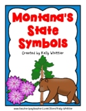 Montana State Symbol Cards