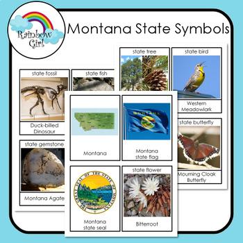 Montana State Symbols
