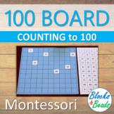 Montessori Hundred Board & Control Chart