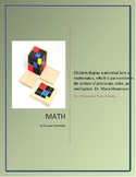 Montessori 6-9 Math Album