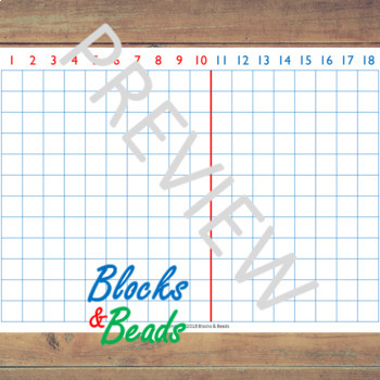 Montessori: Addition Strip Board