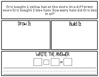 Montessori Addition and Subtraction Work mats