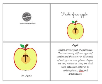 Apples! Mini book, colouring & writing Sheets