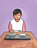 Montessori Art- Spooning
